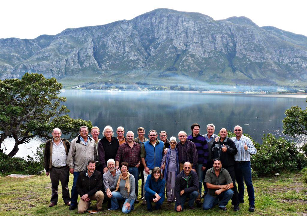 19-22 Mei 2014 geloofsreis 1 met Gys van Schoor - Hermanus