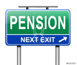 Pension next exit
